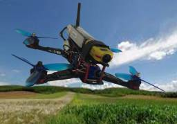 Drone Racer Frame impresso 3D