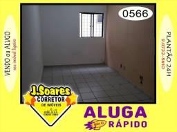 J.São Paulo, Térreo, 2 quartos, 53m², R$ 750, Aluguel, Apartamento, João Pessoa