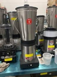 Liquidificador 6L baixa rotação