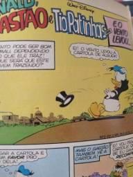 HQ 40 anos da Revista Pato Donald