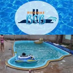 piscinas de fribra