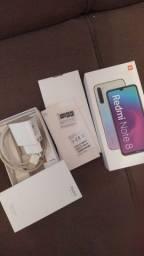 Redmi Note 8, 64gb e 4 de ram