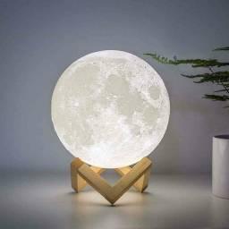 Lua Cheia Luminária