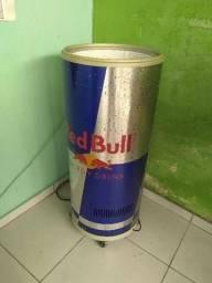 Freezer cooler Red Bull 110v