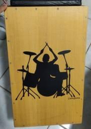 Cajon Quilles Percussão