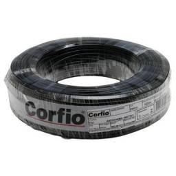 Fio / Cabo Flexivel 10mm 10 Corfio  100 Metros