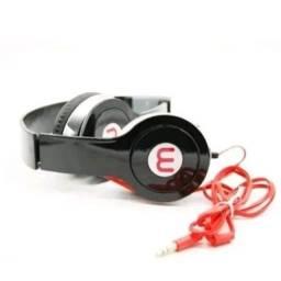 Headphone com fio