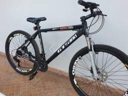 Bicicleta GTS M1 Preta