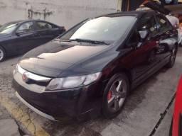 Honda Civic 2008 1.8 lxs flex 4p manual 48x545 (21)20241996