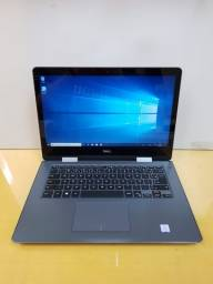 Notebook Dell 2x1 Inspiron - Core i3 8th - 4GB / SSD 128GB - Touch