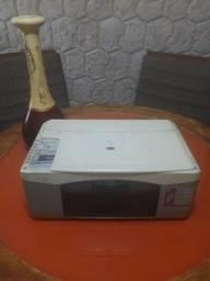 Impressora hp para usar acessórios