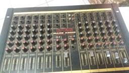 Vendo mesa de som Áudio Mark