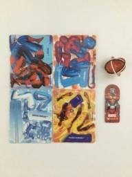 Coleções montáveis Marvel Elma Chips