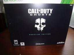 Call Of Duty - Ghosts - Prestige Edition Xbox 360 [Box Edição Limitada]