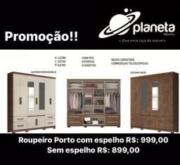 Roupeiro porto promoção // livros