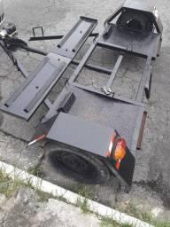 Carreta Reboque carro/ moto