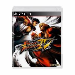 Street Fighter lV ps3