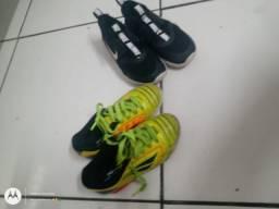 Tênis da Pênalt e Nike n°29 de ambos