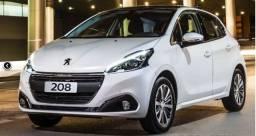 Peugeot 208 Griffe 1.6 16V Automático Ano 2017 Único dono 39 mil km