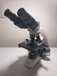 Microscópio Binocular Opton Tim-18