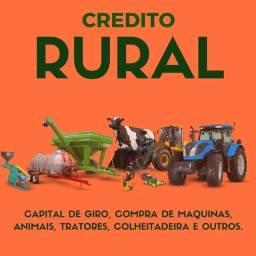 Custeio para área rural
