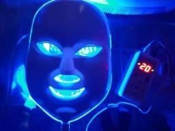 Máscaras de Led estética facial 7 cores. EQUIPAMENTO PARA ESTÉTICA