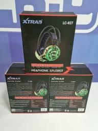 Headphone gamer Explorer LC-827