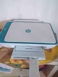 Impressora seminova HP 2676 (passo cartão)
