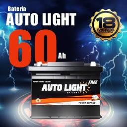 Bateria 60Ah 18 Meses de Garantia