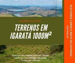 $EC O lote dos seus sonhos em Igaratá