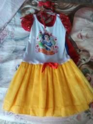 Fantazia 6 anos princesa