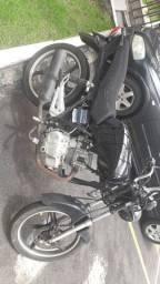 Moto safra 150