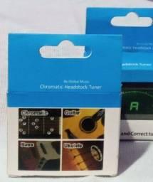 Afinador eletrônico universal para instrumentos musicais