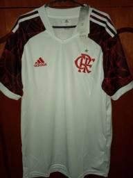 Camisa do Flamengo 21 Tamanho G