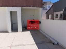 Cobertura com 3 quartos à venda no Bairro Caiçara em BH