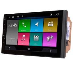 """Central multimidia android aikon 7"""" com TV e câmera de brinde"""