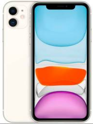 Iphone 11 128Gb Branco (Novo com lacre Apple)