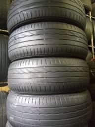 4 pneus 185/55/16 BridgestoneTuranza Barato!!!