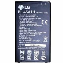 Bateria LG BL-45A1H K10 Original selo anatel