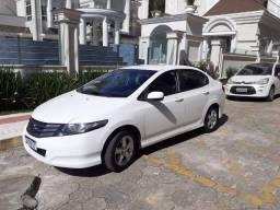 Honda City LX automático 2012 (carro em perfeito estado)