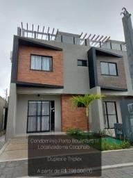Condomínio Porto Boulevard III, localizado na Coophab