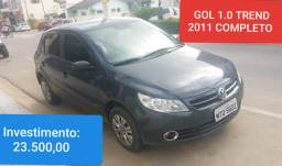 GOL 1.0 TREND COMPLETO 2011