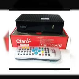 Aparelho receptor claro tv pré pago