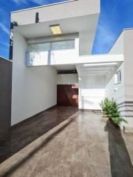 Casa moderna 1 suíte + 2 quartos Jardim Imperial Maringá