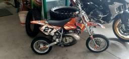 Moto infantil KTM 50 2006