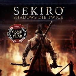 Sekiro Shadows Die Twice Edição Jogo Do Ano, Ps4 Digital