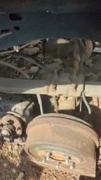 Diferencial Traseiro Ranger 1998 Sucata Em Bom Estado