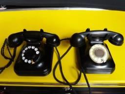 telefones antigos de baquelite