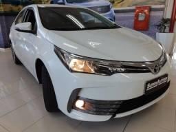 Corolla XEI 2.0 AT 2019 33000km