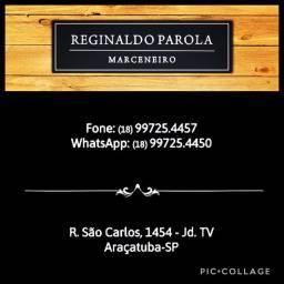 Reginaldo Marceneiro móveis de qualidade!!!